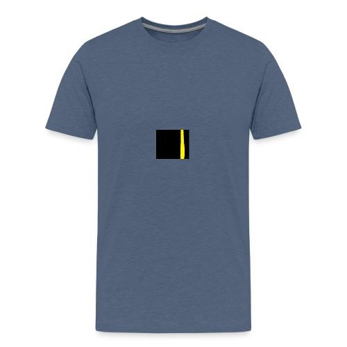 the logo of doom - Teenage Premium T-Shirt