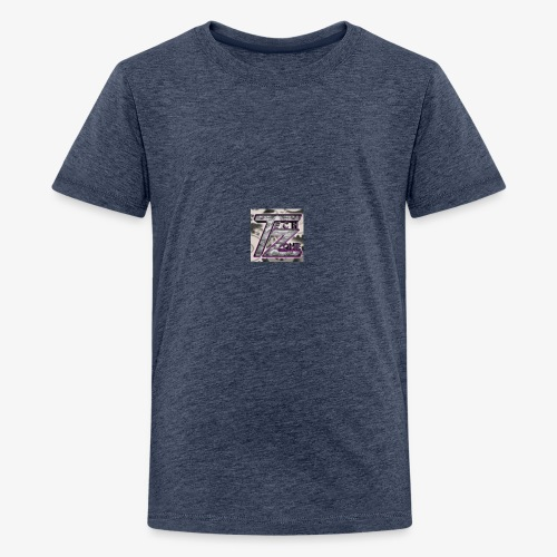 LOGO vom kanal - Teenager Premium T-Shirt