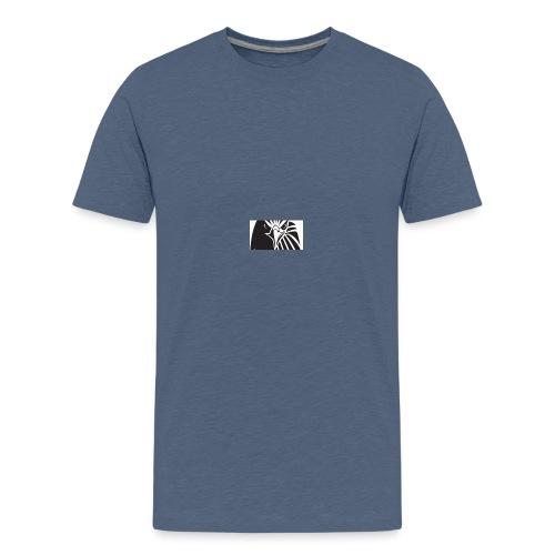 untitled - Premium-T-shirt tonåring
