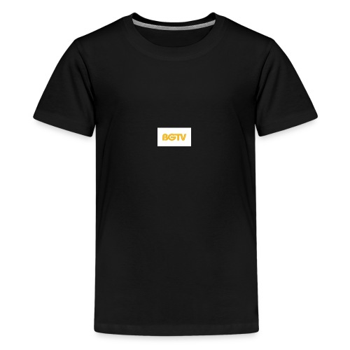 BGTV - Teenage Premium T-Shirt