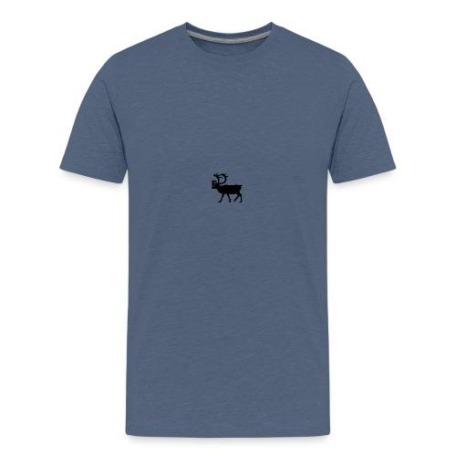 Le Caribou - T-shirt Premium Ado