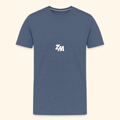 Logo ZM - T-shirt Premium Ado