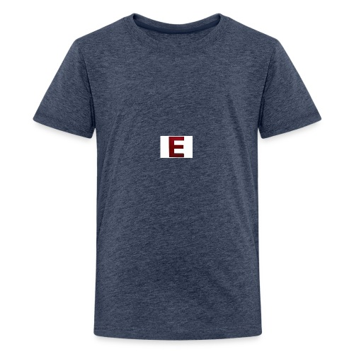 The E Merchandise - Teenage Premium T-Shirt