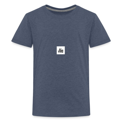 Hn signiture - Teenage Premium T-Shirt