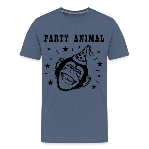 Party Monkey - Teenager Premium T-shirt