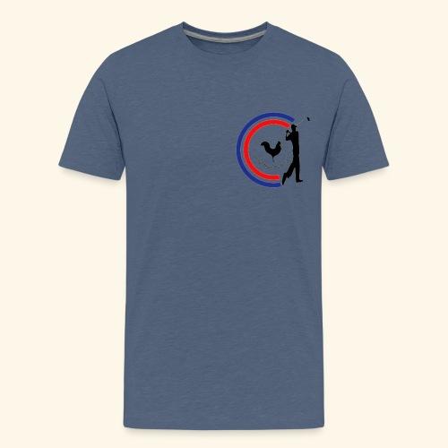 Le Golfeur Français - T-shirt Premium Ado