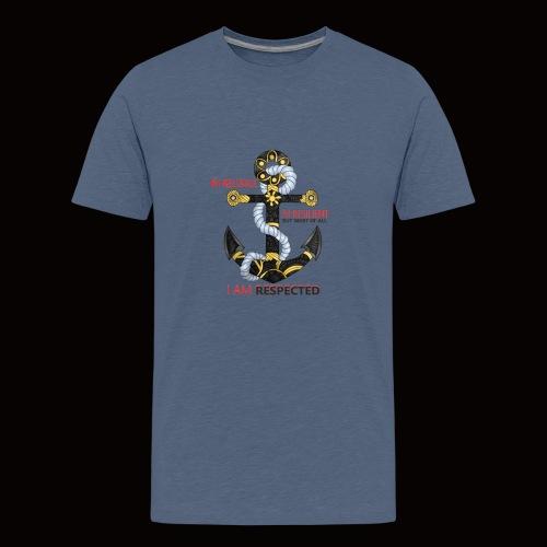 ANCHOR - Teenage Premium T-Shirt