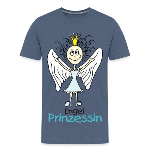 Engel Prinzessin - Teenager Premium T-Shirt