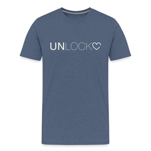 Unlock - Maglietta Premium per ragazzi