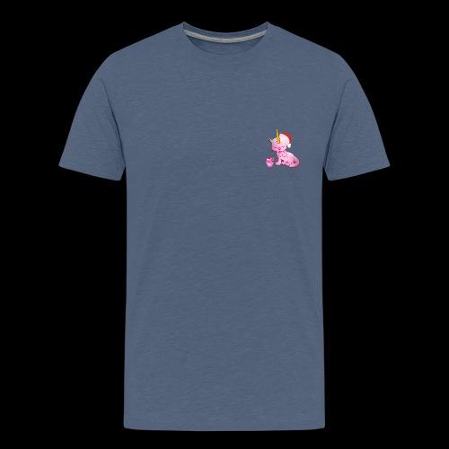 Licorne père noël - T-shirt Premium Ado