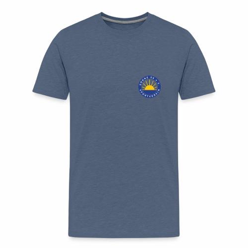 Sonne 08 front/back - Teenager Premium T-Shirt