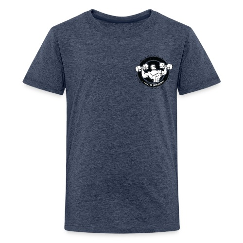 Fitness supplements - Teenager premium T-shirt