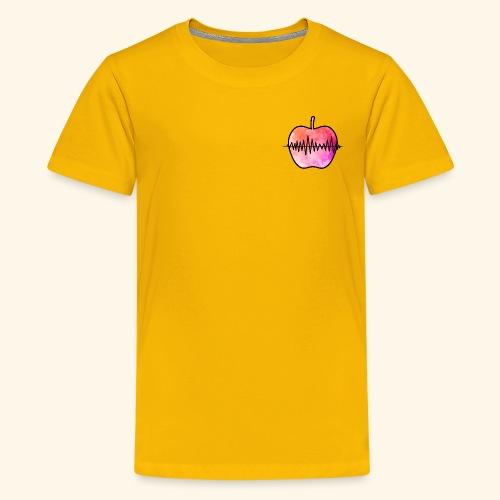 AppleJazzDK Logo - Teenager premium T-shirt