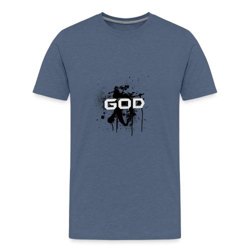 GOD - Camiseta premium adolescente