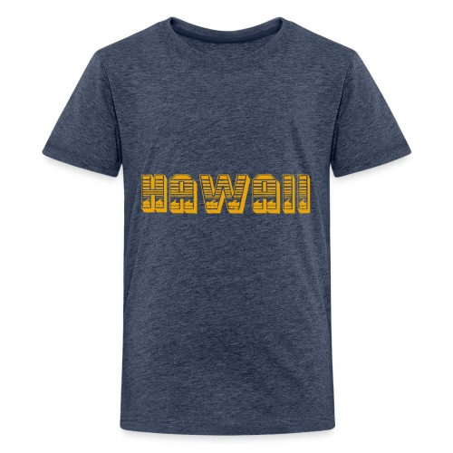 Hawaii - Teenager Premium T-Shirt