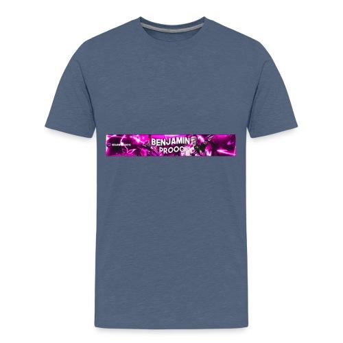 Baner del canal - Camiseta premium adolescente