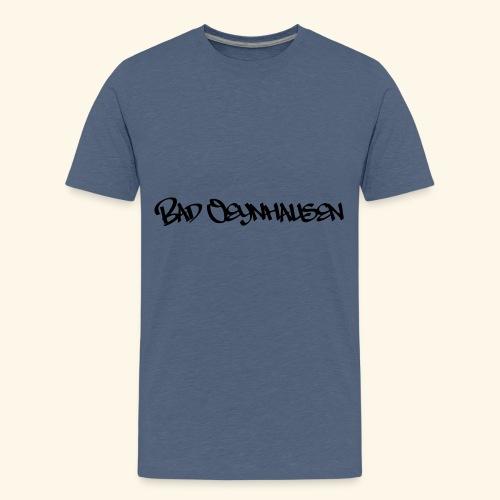 Hipster Oeynhausen - Teenager Premium T-Shirt