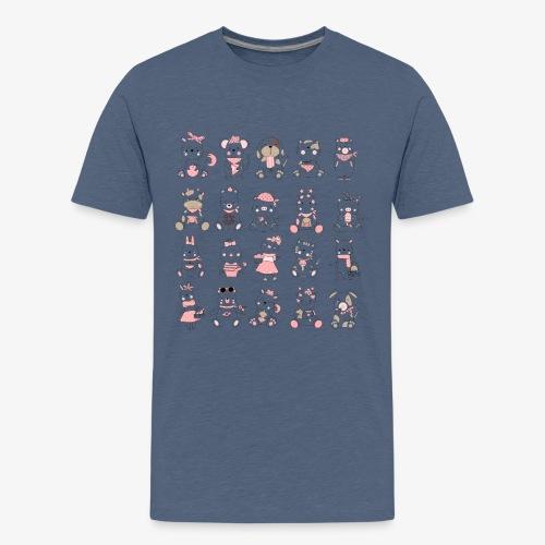 Babytiere - Teenager Premium T-Shirt