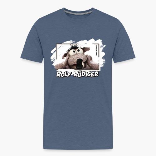 Rolf Rüdiger - Teenager Premium T-Shirt