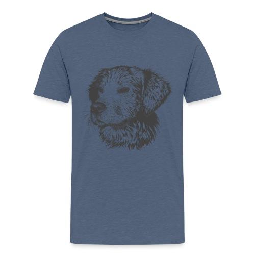 chien - T-shirt Premium Ado
