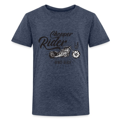 chopper rider - T-shirt Premium Ado