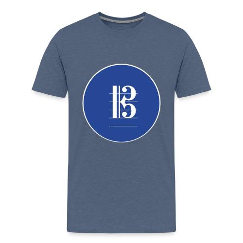 Znak playcelloobwtenor - Koszulka młodzieżowa Premium