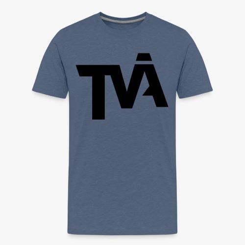 TVÅHUNDRA - Premium-T-shirt tonåring