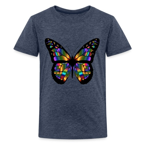 papillon design - T-shirt Premium Ado