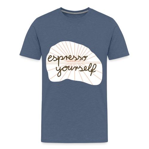 Express Yourself - Teenager Premium T-Shirt