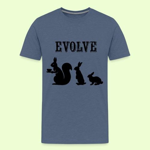 EvolveBunny - Teenager Premium T-shirt