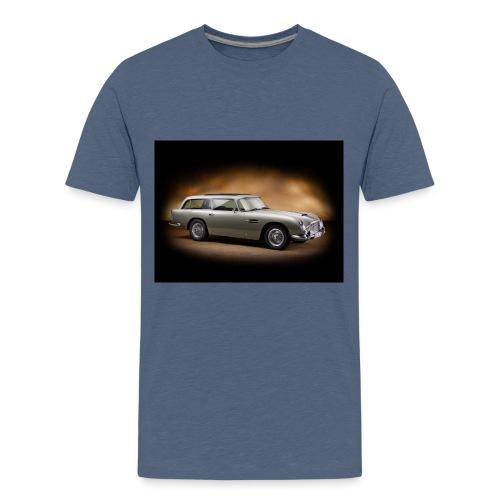 1366 2000 4 - Teenager Premium T-Shirt