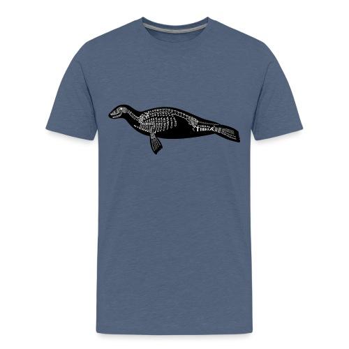esqueleto Robben - Camiseta premium adolescente