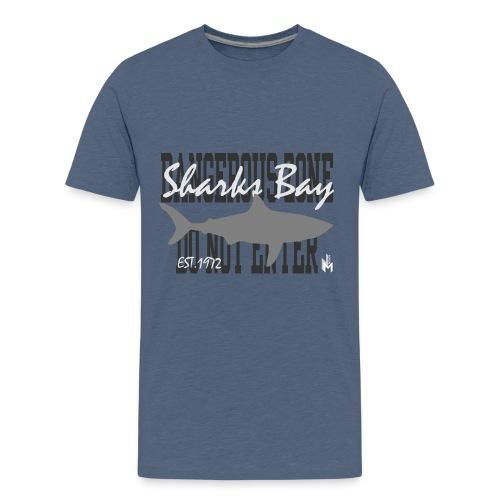 Sharks Bay - Teenager Premium T-Shirt