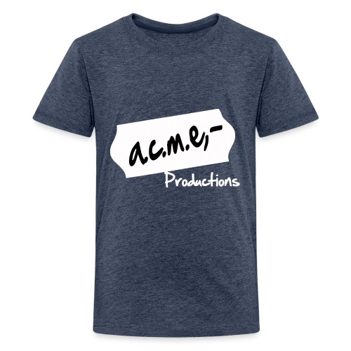 acmeproductionswhite - Teenager Premium T-Shirt
