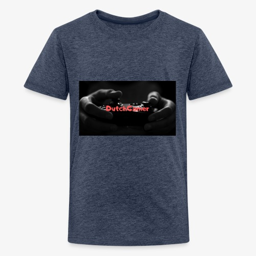 DutchGamer - Teenager Premium T-shirt