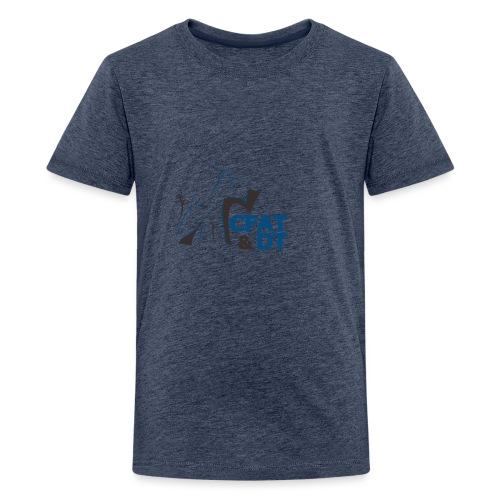 CFAT DT - T-shirt Premium Ado