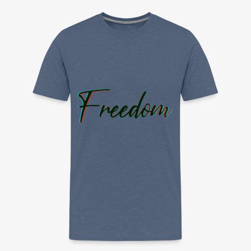freedom - Maglietta Premium per ragazzi