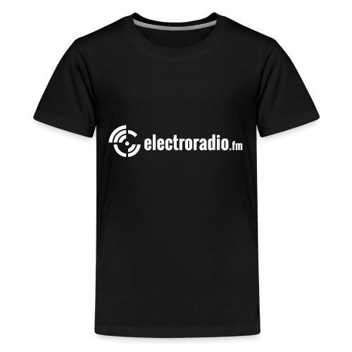 electroradio.fm - Teenage Premium T-Shirt