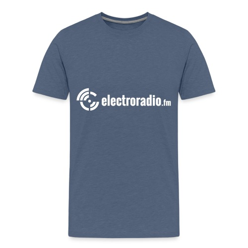 electroradio.fm - Teenage Premium T-Shirt