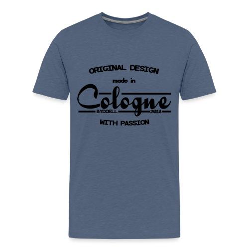 Cologne Original - Schwarz - Teenager Premium T-Shirt