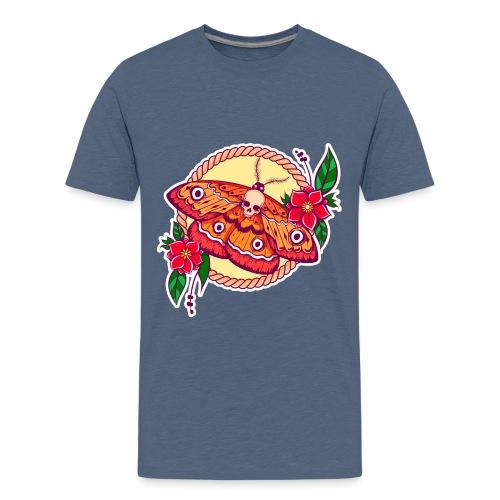 Polilla Tatto - Camiseta premium adolescente
