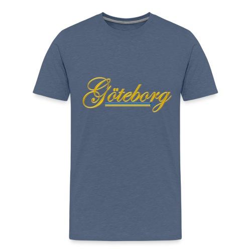 Göteborg - Premium-T-shirt tonåring