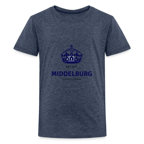 Middelburg Royal - Teenager Premium T-shirt