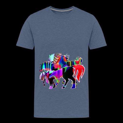 Die Familie - T-shirt Premium Ado