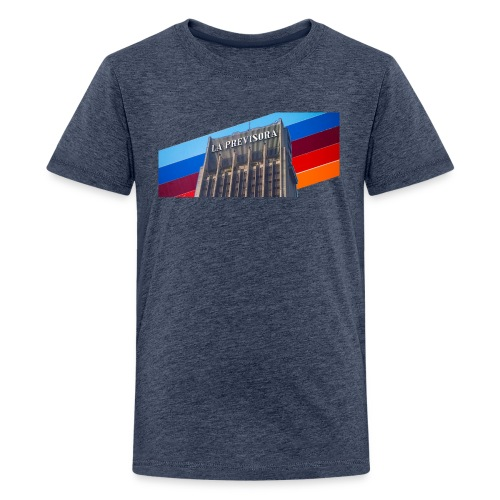 LA PREVISORA VINTAGE - Camiseta premium adolescente