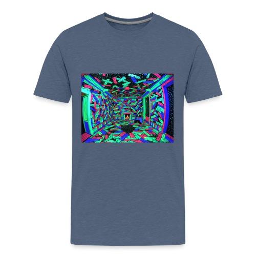 Cosmic Wood - T-shirt Premium Ado