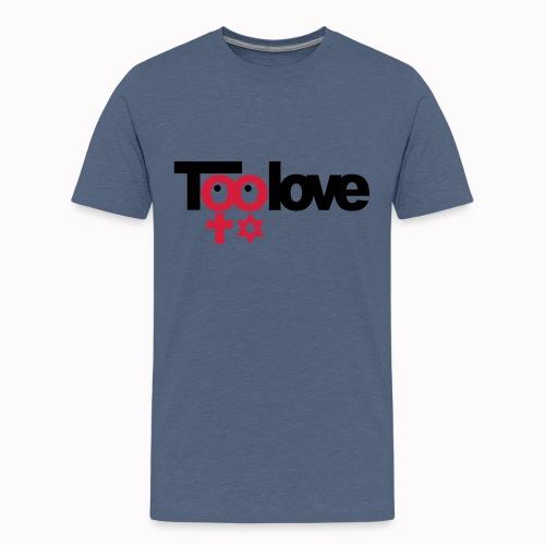 toolove ce - Maglietta Premium per ragazzi