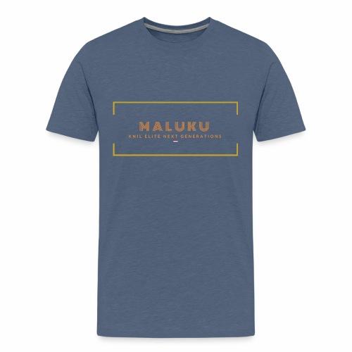 MALUKU KNIL ELITE NEXT GENERATIONS - orange - Teenager Premium T-shirt
