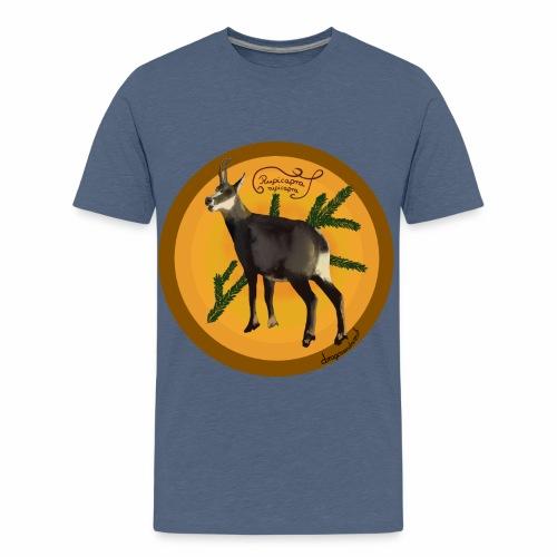 The chamois - Teenage Premium T-Shirt