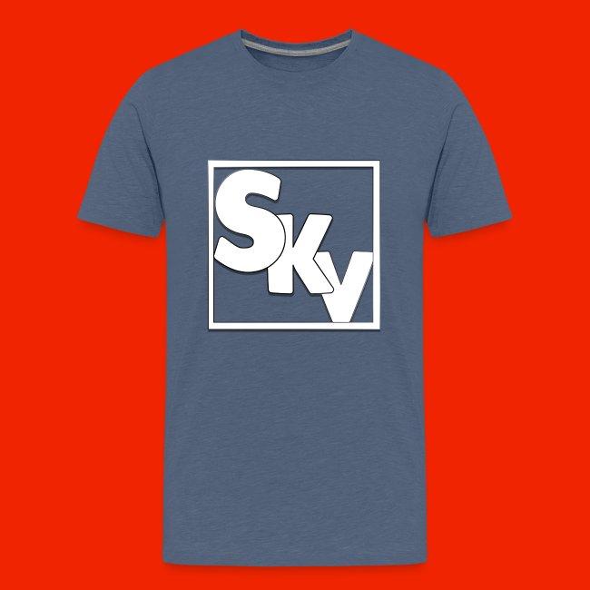 SerkanKetchupVlogs Logo (SKV Logo)